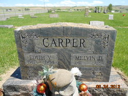 Edith V <i>Reaves</i> Carper