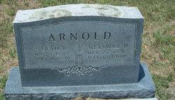 Sarah B. <i>Bishop</i> Arnold