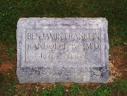 Dr Benjamin Franklin Randolph