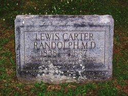 Dr Lewis Carter Randolph