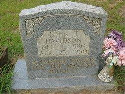 John Thomas Davidson