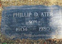 Phillip Dorris Ater