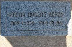 Amelia Eldridge <i>Rogers</i> Kerby