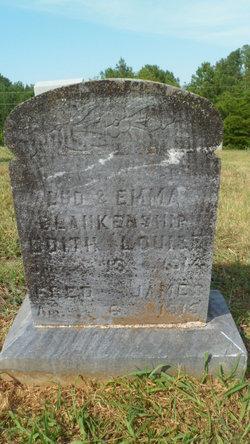 Edith Louise Blankenship