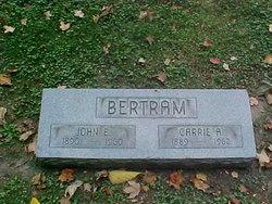 Carrie Alice Bertram