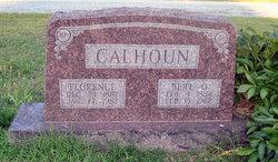 Florence <i>Norman</i> Calhoun