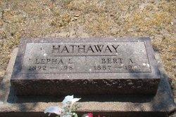 Bert A Hathaway