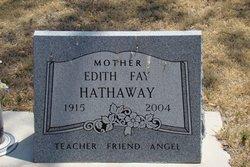 Edith Fay <i>Dilka</i> Hathaway