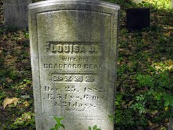 Louisa J. <i>Coffin</i> Bean