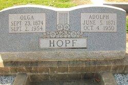Adolph Hopf