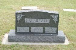 Sarah Dorothy <i>Carney</i> Galbreath