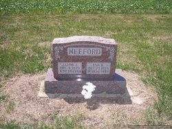 Jacob Josephus To Tall Jake Mefford
