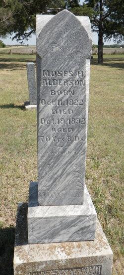 Moses Harrison Alderson