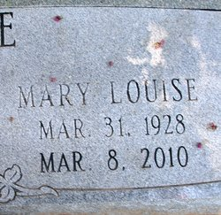Mary Louise <i>Jaschke</i> Bradfute