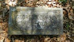 George W Davison
