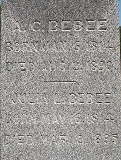 Augustus Comfort Beebe