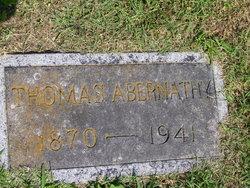 Thomas Franklin Abernathy