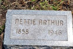 Nettie Arthur