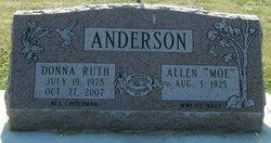 Donna Ruth <i>Linderman</i> Anderson