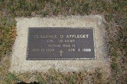 Clarence O. Appleget