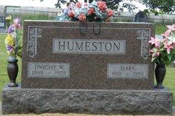 Dwight Whited Humeston