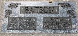 Earle Ada <i>McDaniel</i> Batson