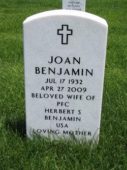 Joan Benjamin