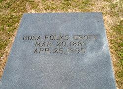 Rosa <i>Folks</i> Bell / Groff
