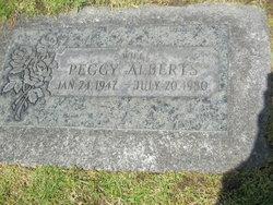 Peggy Alberts