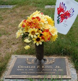 Charles Franklin King, Jr