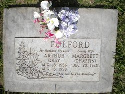 Arthur Gray Fulford