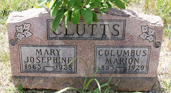 Columbus Marion Clutts, Sr