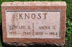 Edward George Knost