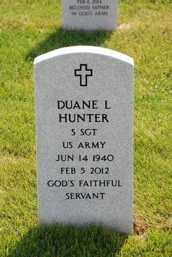 Duane Leroy Hunter