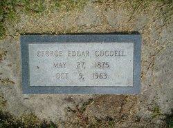 George Edgar Cogdell