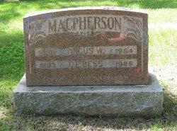 Angus W. Macpherson