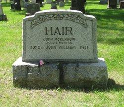 John W. Hair
