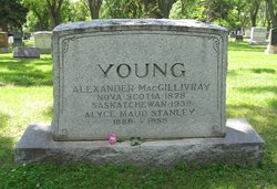 Alexander MacGillvray Young