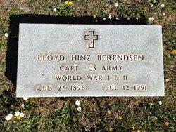 Lloyd Hinz Berendsen
