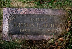 Thomas Logan Achord