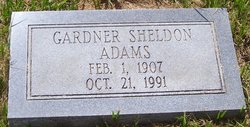 Gardner Sheldon Adams, Sr