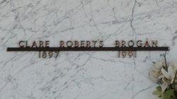 Clare <i>Roberts</i> Brogan
