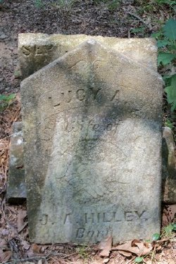 Lucy A. <i>McTyre</i> Hilley