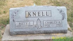 Betty Jean <i>Zook</i> Knell
