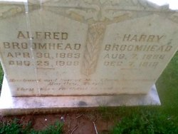 Alfred Broomhead