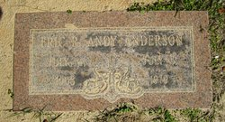 Eric R Andy Anderson