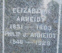 Elizabeth <i>West</i> Arheidt