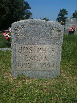 Joseph Floyd Bailey