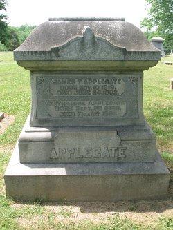 Lieut James Thomas Applegate