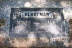 Ora A <i>Gwin</i> Blakeman
